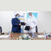 توقيع اتفاقية تعاون مع مستشفى أندلسية